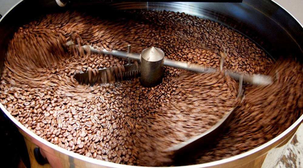 دستگاه رست قهوه صنعتی
