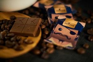 شکلات تلخ مرداس