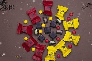قیمت شکلات تاکر