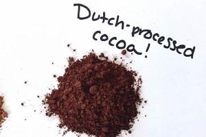 پودر کاکائو هلندی