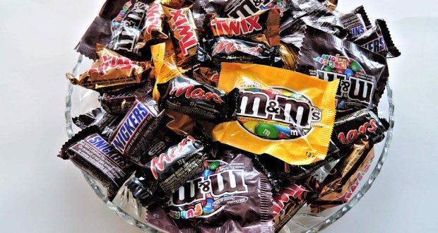 بهترین قیمت شکلات خارجی