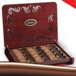 هدیه شکلات تلخ