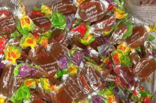 شکلات لواشکی تاکدیس