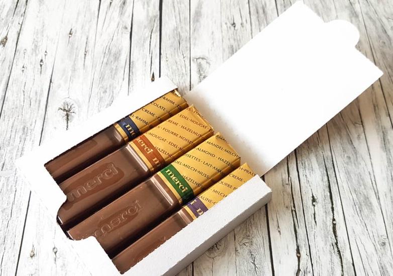 پخش شکلات مرسی