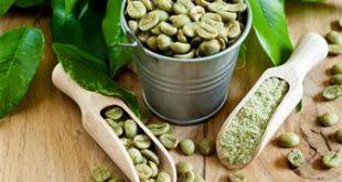 قهوه ی خام و سبز