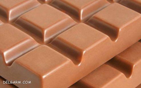 صادرات انواع شکلات صبحانه و تخته ای