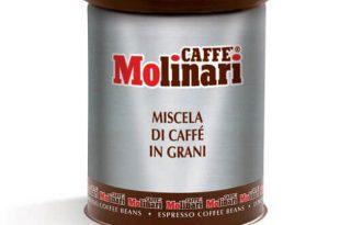 قیمت انواع قهوه عربیکا مولیناری مشهد